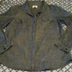 Old Navy SP Jean Shirt